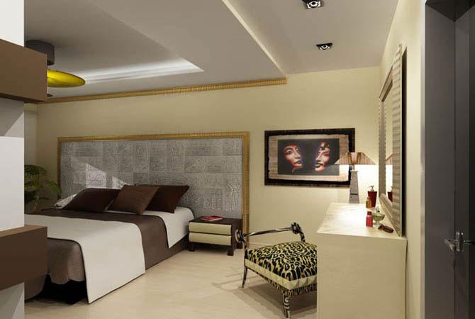 как самой создать стильный интерьер комнаты