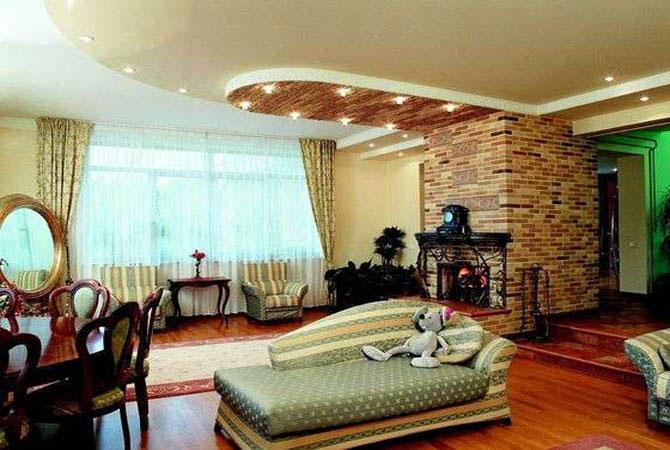 интерьеры гостиных малогабаритных квартир