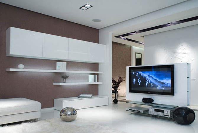 2 комнатная квартира интерьеры