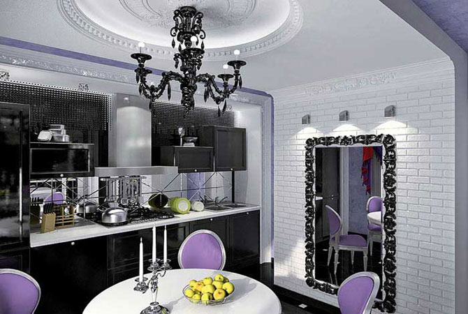 перепланировка квартир перенос кухни над залом сомедей