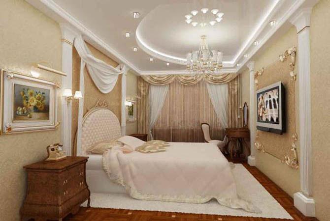 ламинат в дизайне однокомнатной квартиры фото