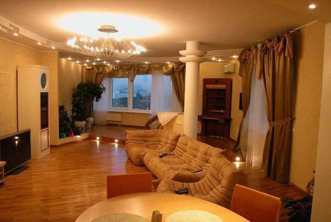 планировка дизайн малогобаритной квартиры