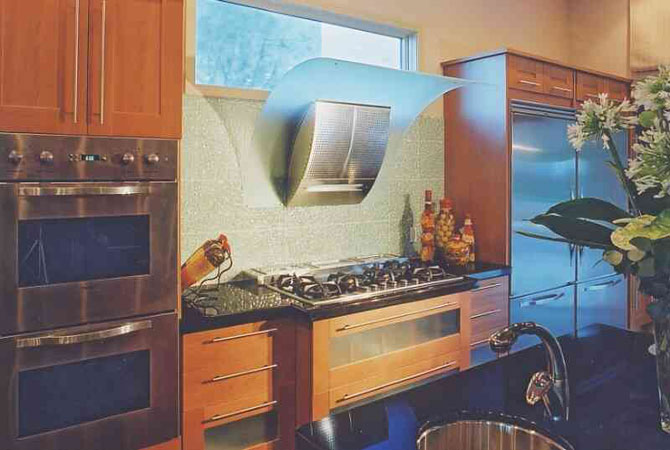 эксклюзивный дизайн интерьера квартиры