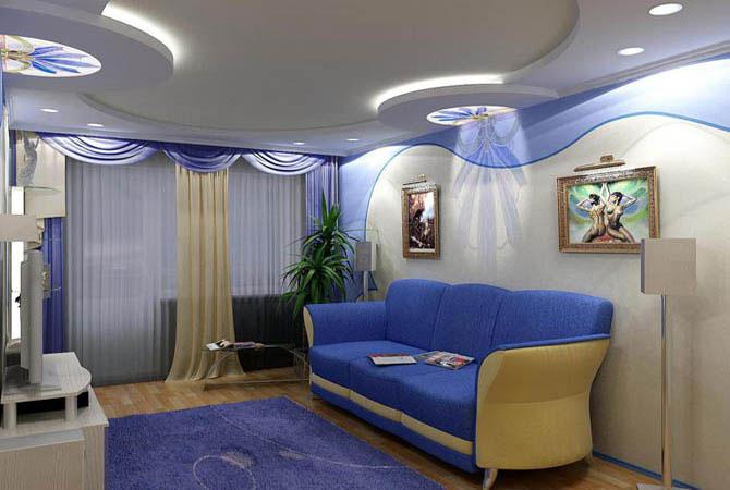 фото интерьера квартир россия