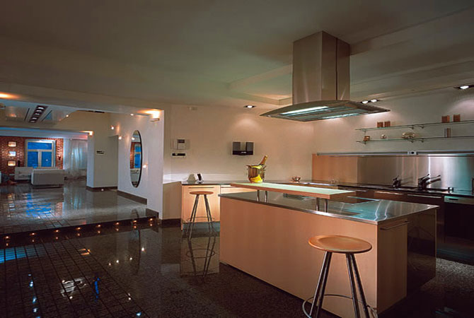 дизайн проект квартиры в 3d max