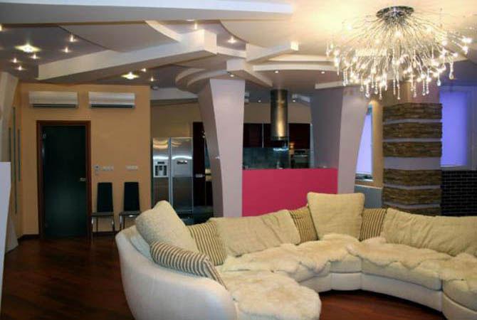 архитектура и дизайн элитных квартир