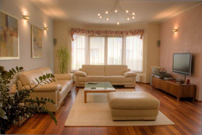 варианты дизайна двухкомнатной квартиры