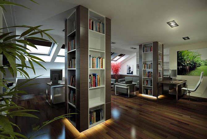 дизайн комнаты отдыха в загородном доме