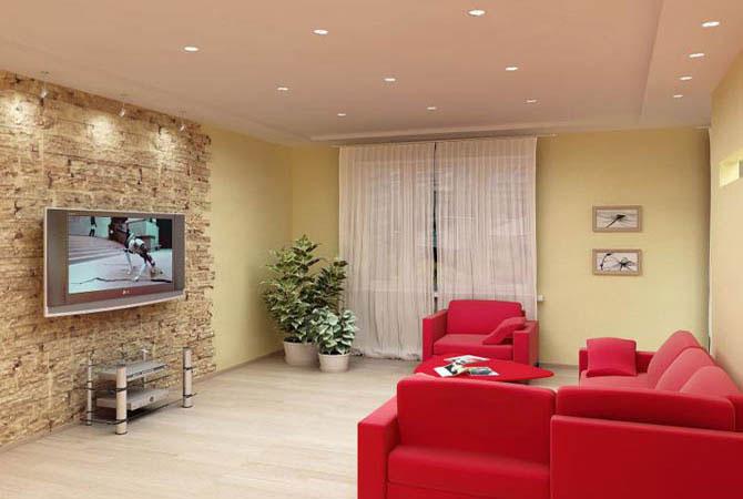 картинки дизайна жилых комнат