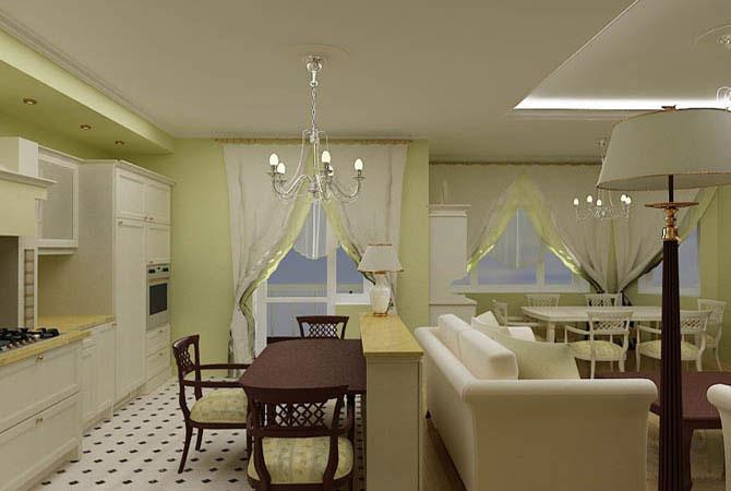 дизайн для ванных комнат