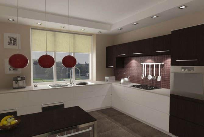 дизайн проект 3-х комнатных квартир 117кв м