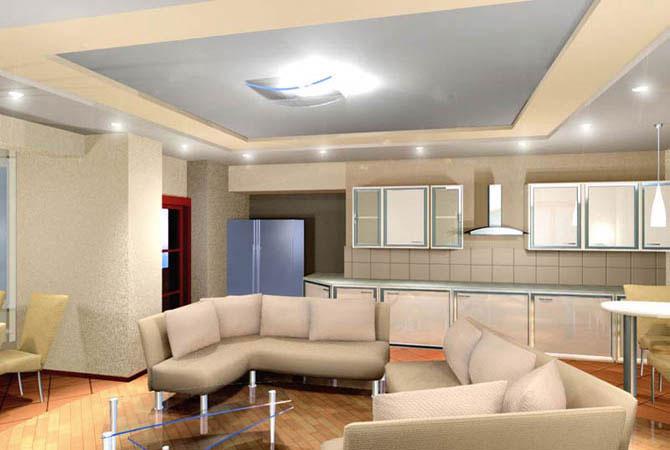 недорого дизайн проект квартиры