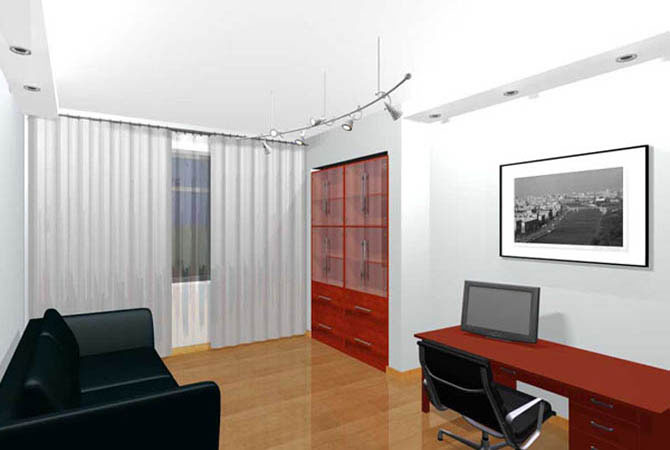 италия дом интерьер стиль фото журнал домус
