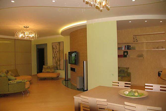 дизайн гостинной квартира ивановское