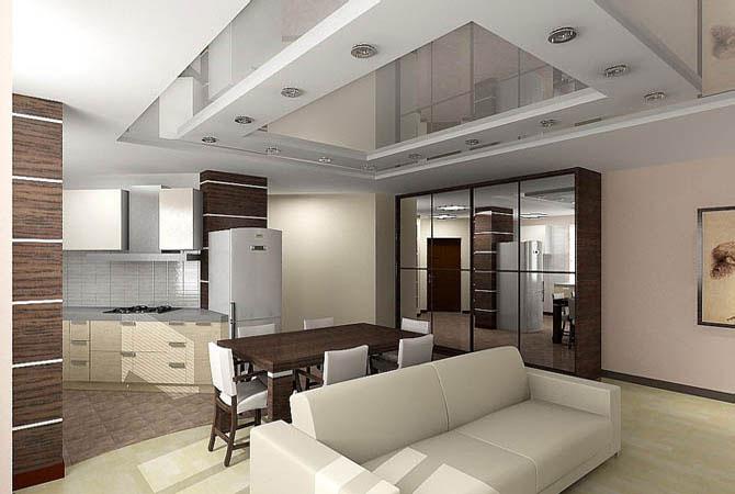 варианты перепланировки 3-х комнатной квартиры серия п-44т