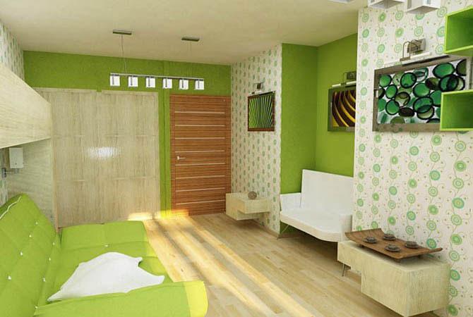 дизайн и оформления интерьера квартир
