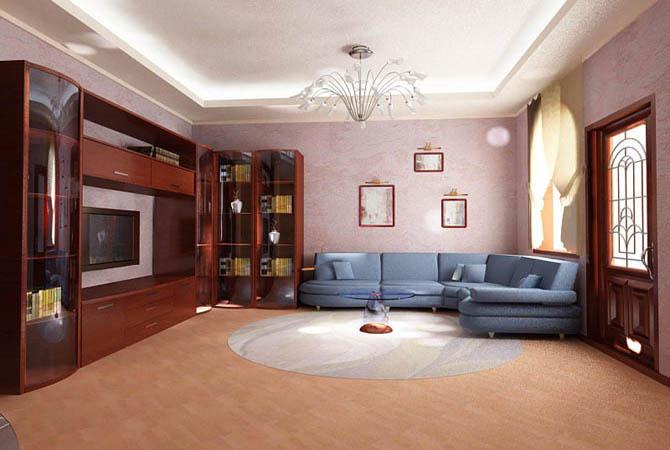 классический интерьер квартир фото