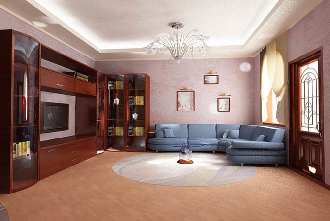 дизайн квартир с эскизами