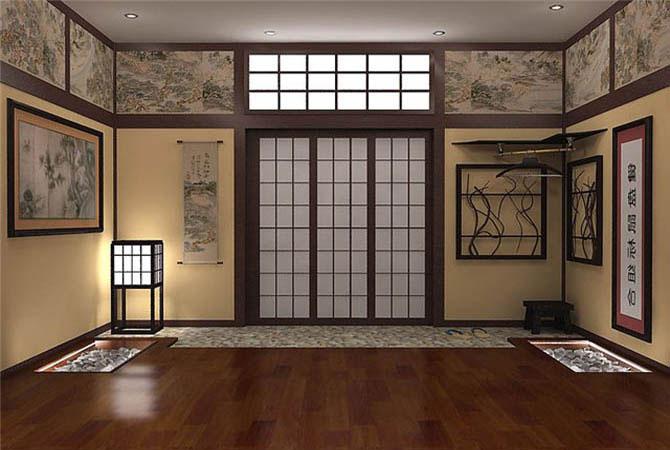 интерьер комнаты по фен-шую