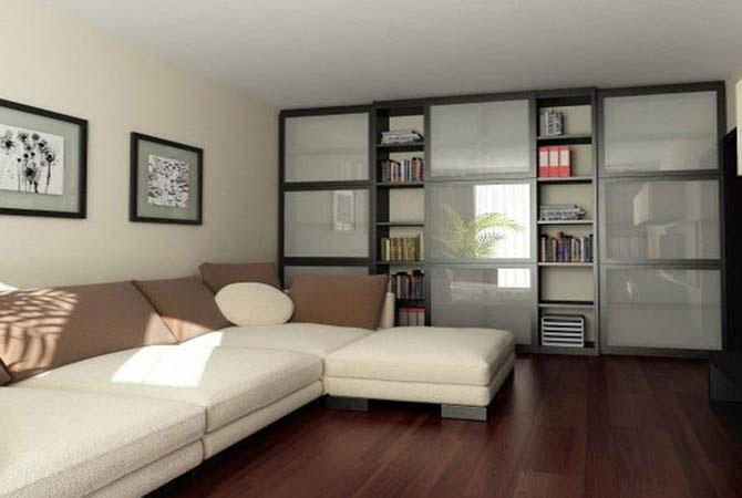 интерьер в 1 комнатной квартире