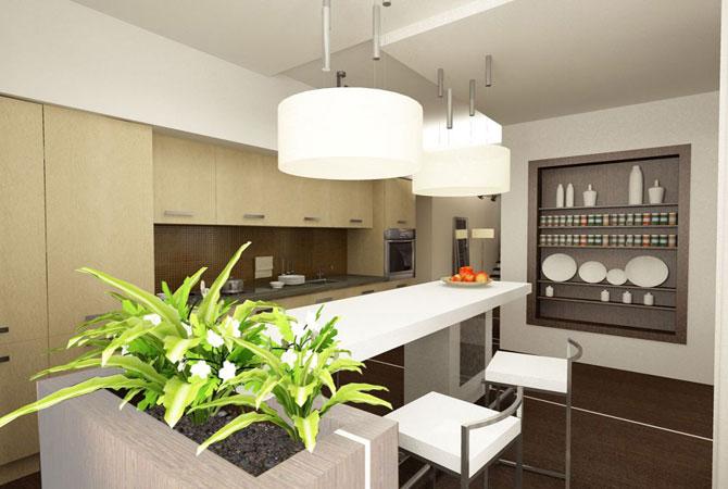 интерьер домов и квартир