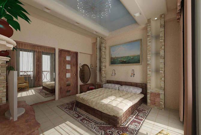 дизайн потолков из гипсокартона для квартр