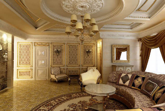 дизайн квартир во французском стиле