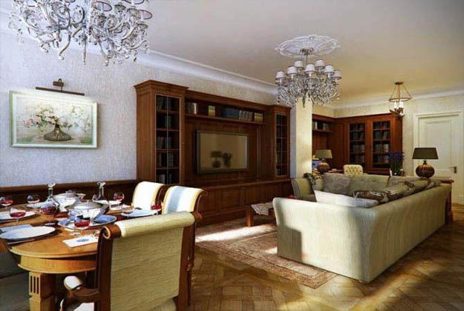 ремонт и дизайн квартиры