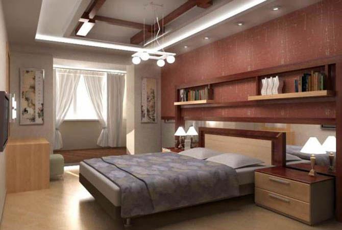 фото дизайн потолков квартир