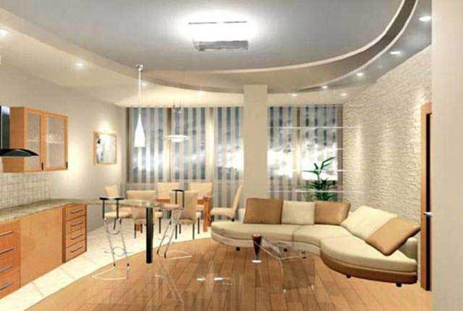 дизайн квартиры 60-70кв м