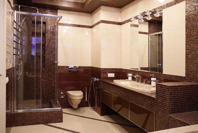 ванная комната дизайн проект спа