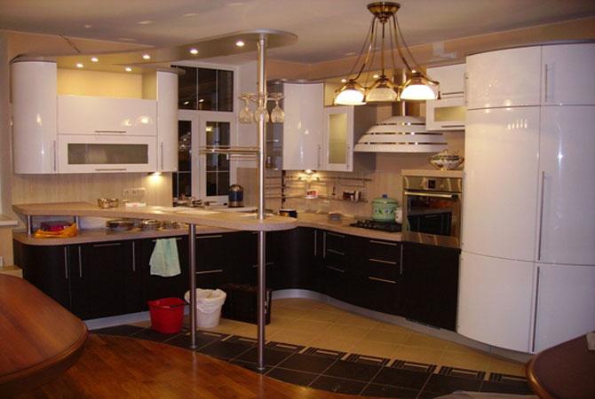 стильный дизайн интерьера квартир