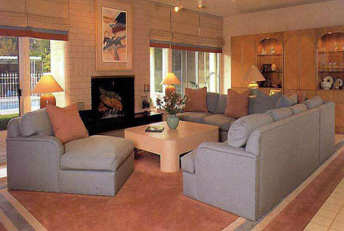 недорогой дизайн двухкомнатной квартиры
