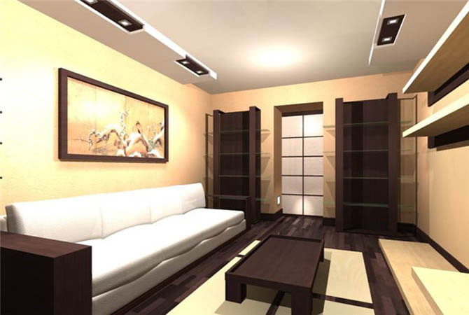 современный интерьер и отделка квартир