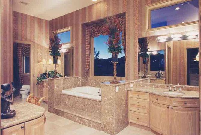 дизайн 5 метровой ванной комнаты