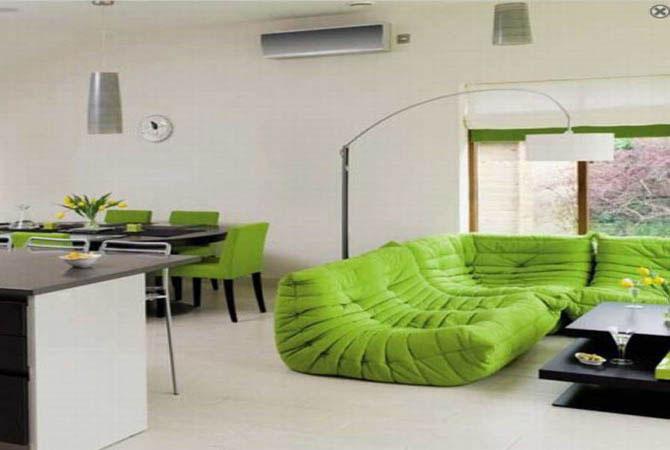 интерьер комнаты для двух детей