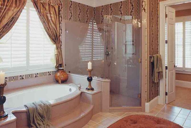 ремонт а ванной комнате