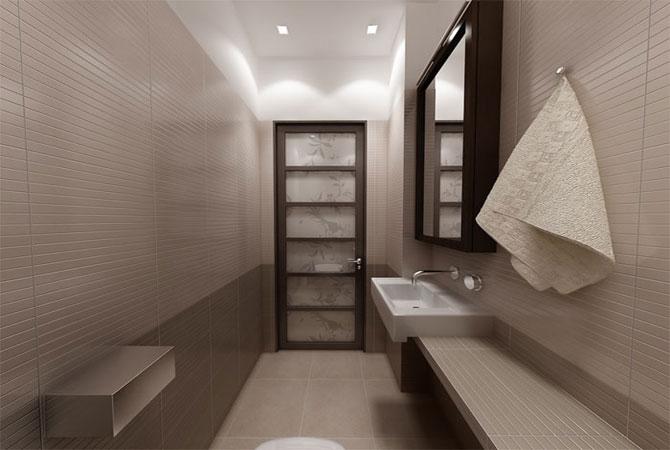 дом интерьер ванная комната фото