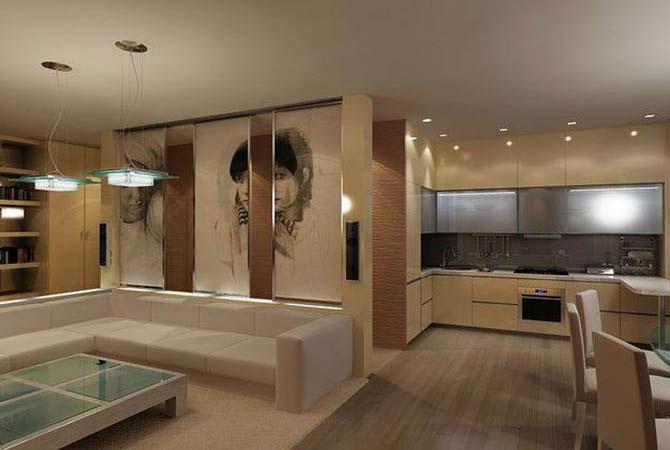 фото дизайн проекты квартир