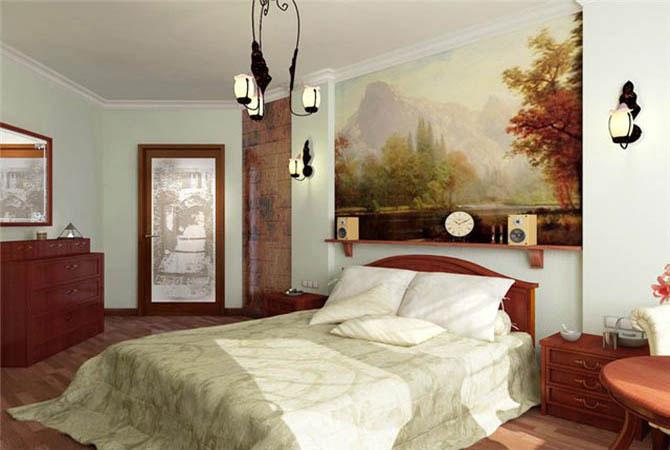 дизайн 2-х комнатной квартиры в современном стиле