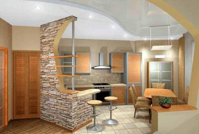 ремонтных работ в жилых домах