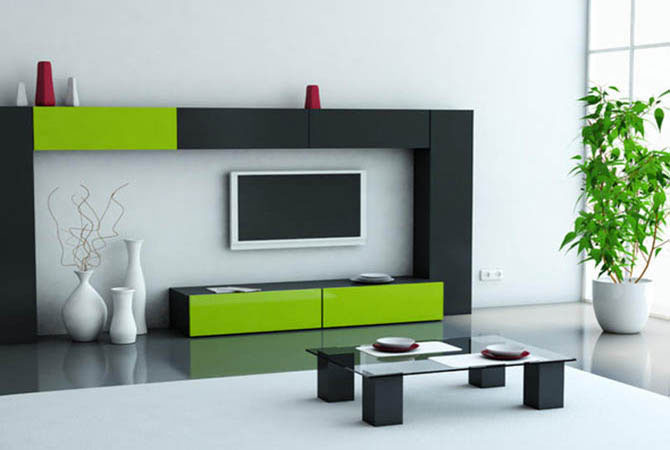 дизайн 2-х комнатной квартиры и-155