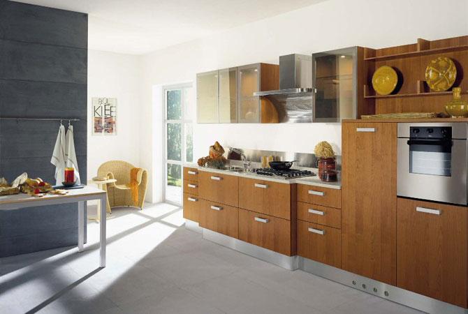 дизайн квартиры с лестницей