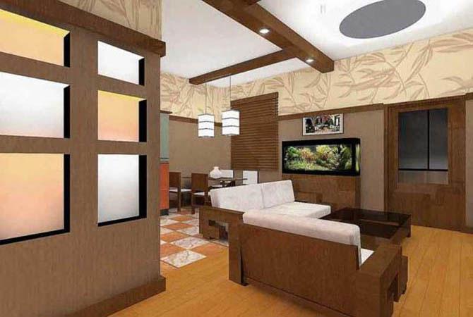 дизайн гостиной с размером комнаты 35