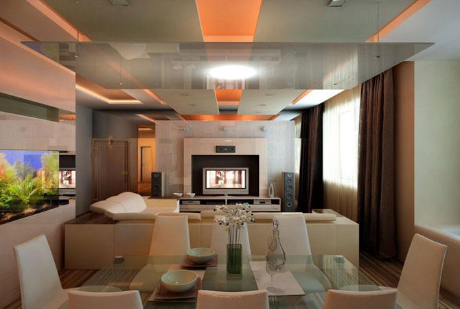 дизайн 3 х комнатной квартиры 74м2