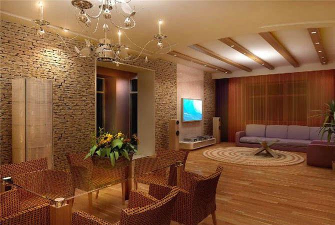 перепланировка и дизайн-проект квартиры