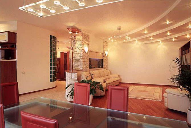 ремонт квартир и дизайн интерьеров