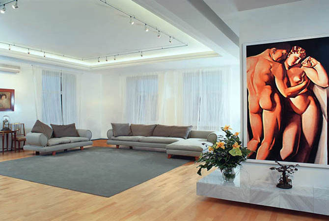 фото дизайнов квартир в италии