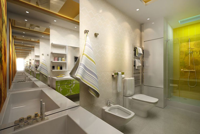 дизайн стен для комнаты подростка