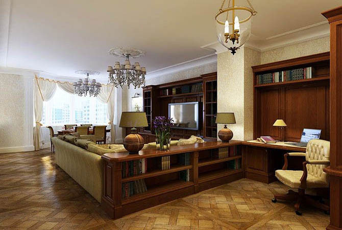 дизайн комнат в обычных домах